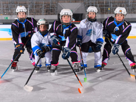 EHC Freiburg – Kids on Ice