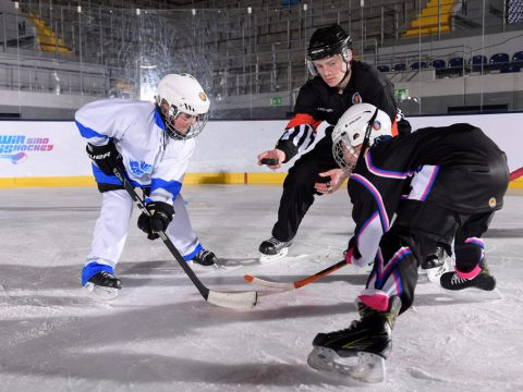 Cool Kids on Ice – Nikolaustag – SC Bietigheim