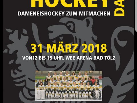 GIRLS HOCKEY DAY – EC BAD TÖLZ