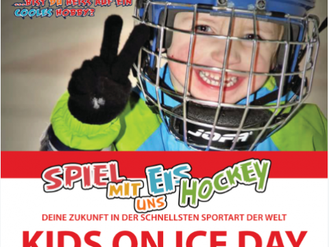 Kids on ice day – HEC Heilbronn