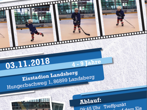 HC Landsberg Riverkings – Kids On Ice Day