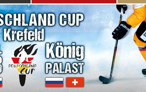 Deutschland Cup Krefeld 2018