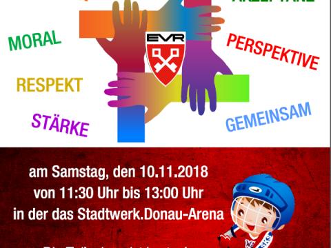 1. Integrationstag des EV Regensburg