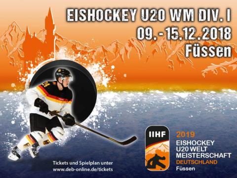 Eishockey U20 WM DIV.I