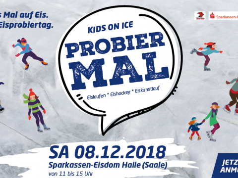 Kids on ice day – Eis- und Sportverein Halle e.V.