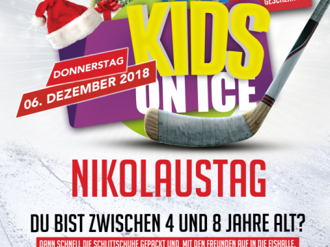 Nikolaus on ice – SC Bietigheim