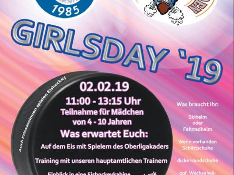 GIRLS DAY'19 beim 1. EV Weiden