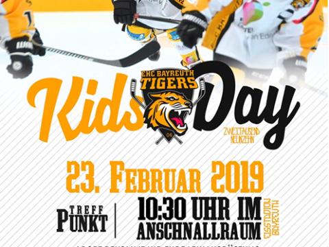 EHC Bayreuth Tigers Kids Day