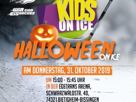 Halloween on Ice in Bietigheim