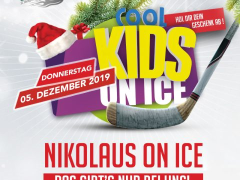 Nikolaus on Ice in Bietigheim
