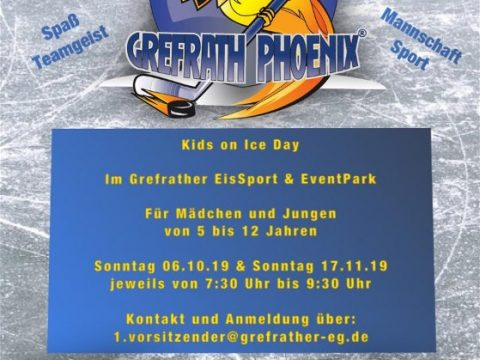 Kids on Ice in Grefrath