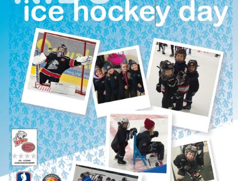 Kids Ice Hockey Day in Nürnberg