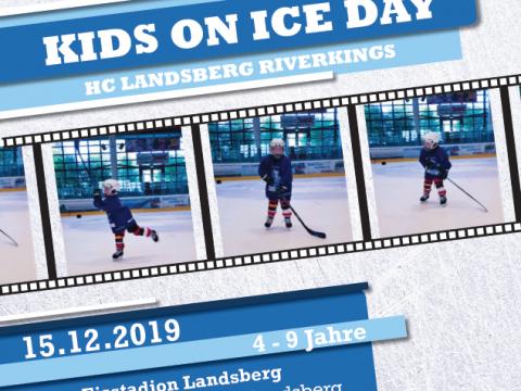 Kids on Ice in Landsberg