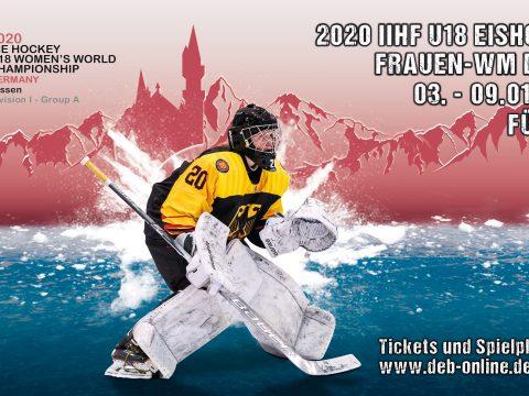 2020 IIHF Ice Hockey Women's U18 World Championship, Div. IA